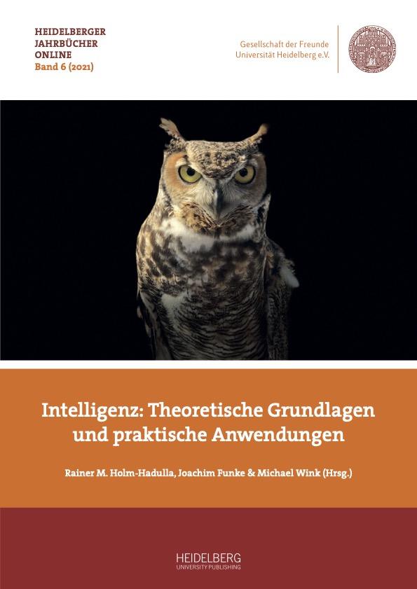 Titel/Title: Intelligenz - Theoretische Grundlagen und praktische Anwendungen